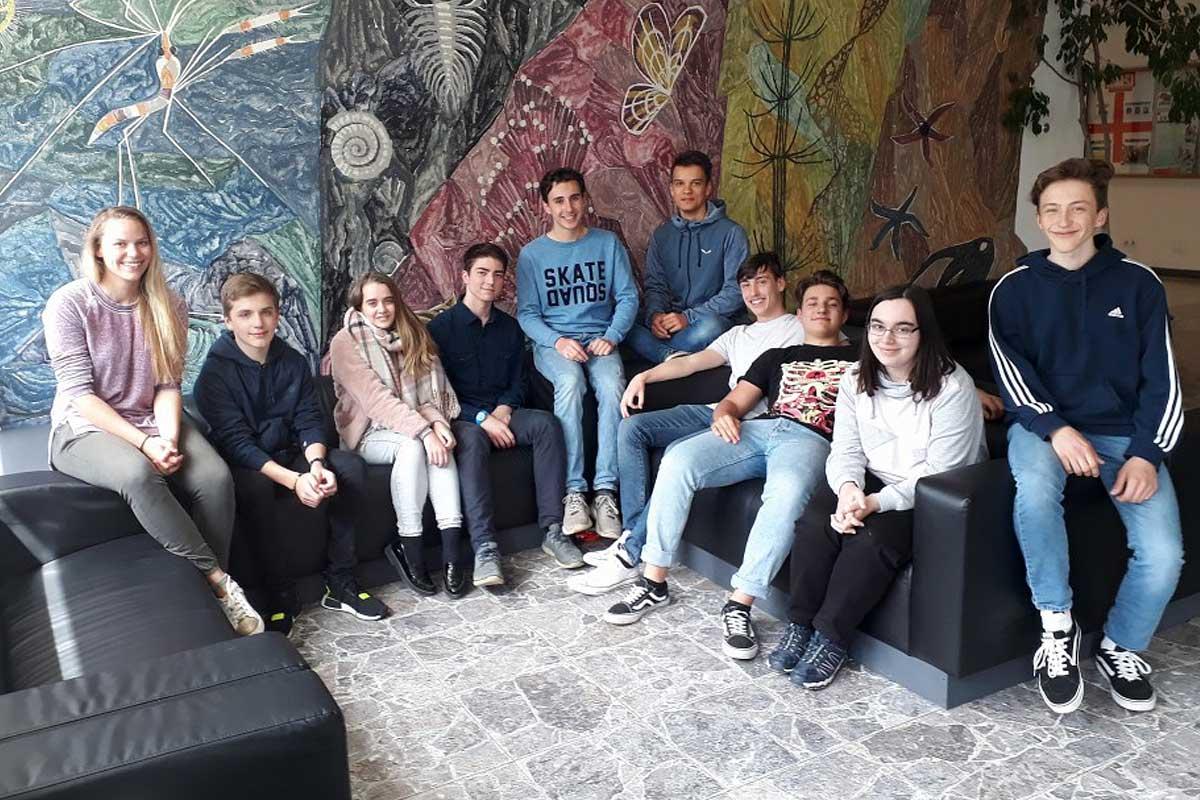 Emergency-Team | Reithmanngymnasium