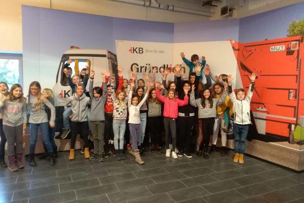 Gesundheitsteam, Mülldeponie Ahrental (1. Klasse) | Reithmanngymnasium