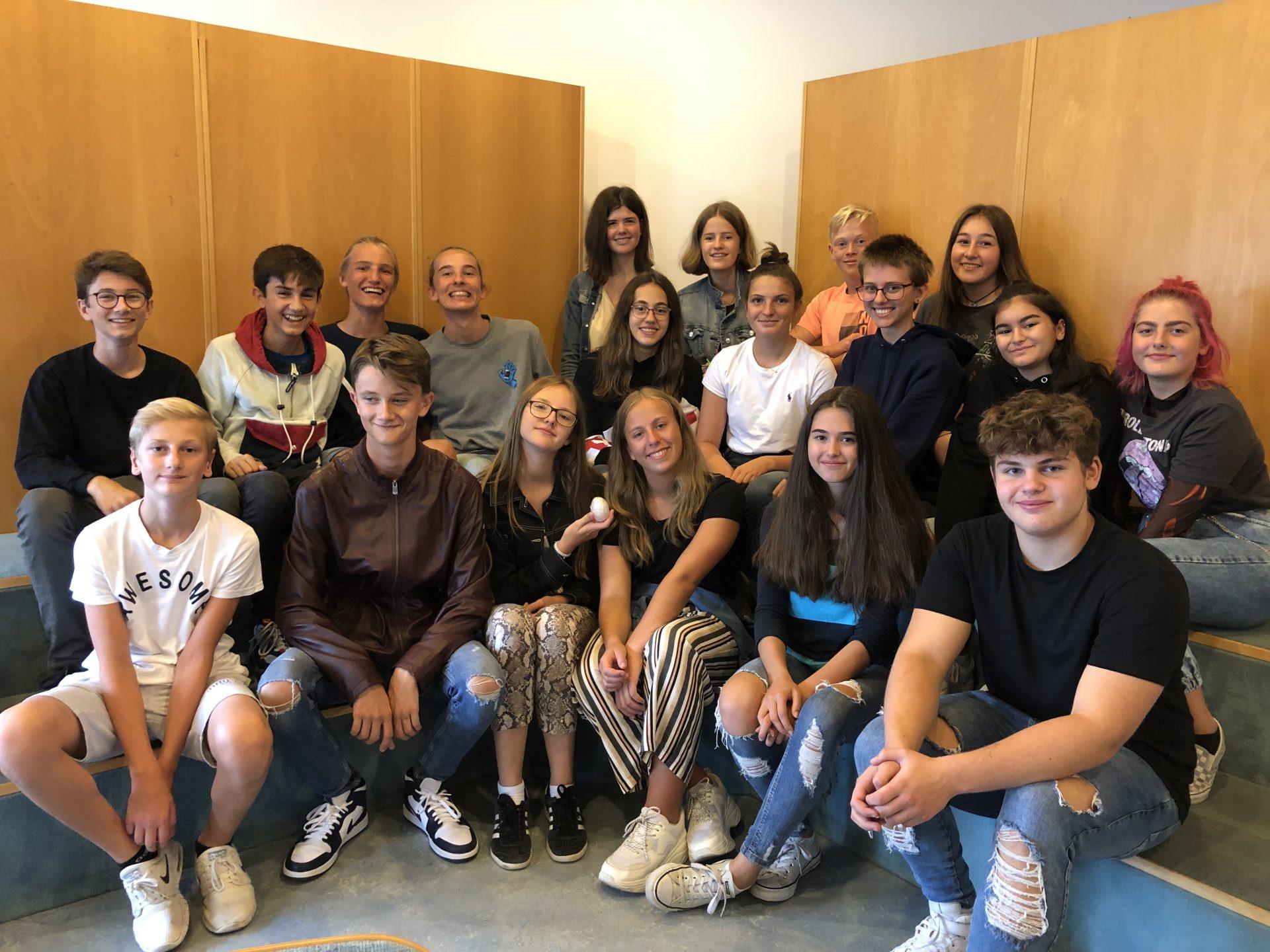 Buddy-Team-2019/20_Reithmanngymansium