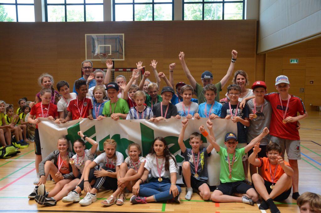 Vielseitigkeitswettbewerb 2019 – Sportrealgymnasium
