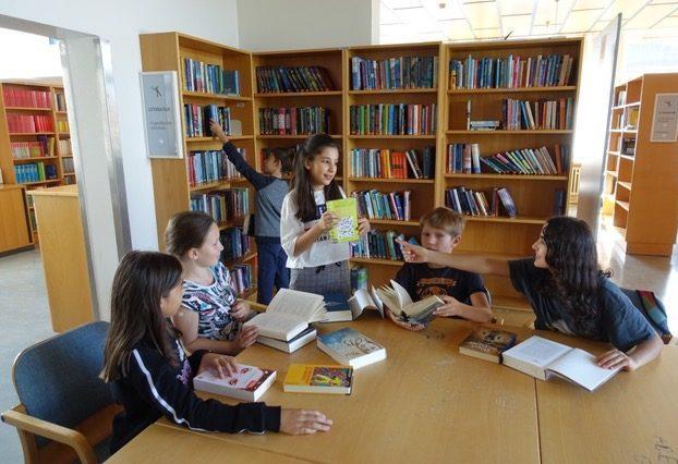 Schulbibliothek Foto 1 | Reithmanngymnasium