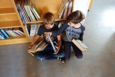 Schulbibliothek Foto 5 | Reithmanngymnasium