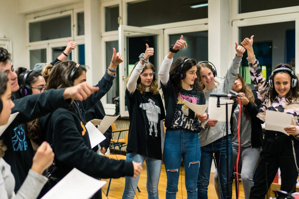 Radio Hörspiel der 4B | Reithmanngymnasium