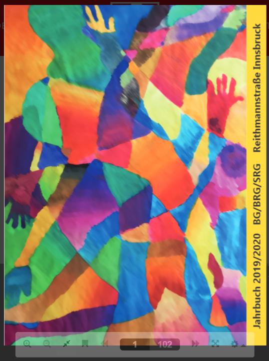Jahrbuch 2020 | Reithmanngymnasium