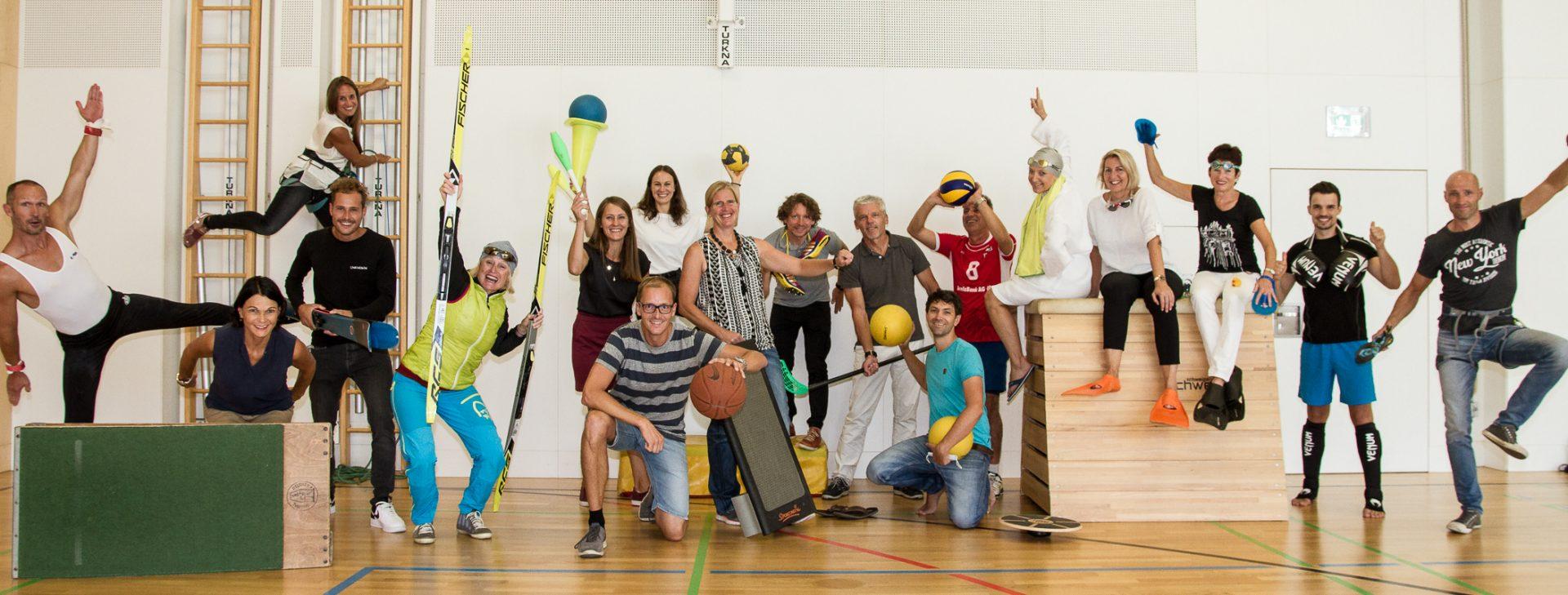 Sportlehrerbild   Reithmanngymnasium