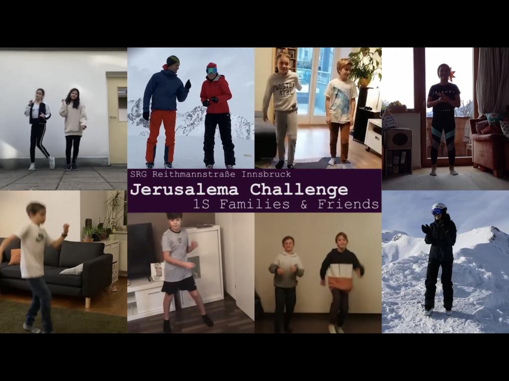 Jerusalema Challenge | Reithmanngymnasium