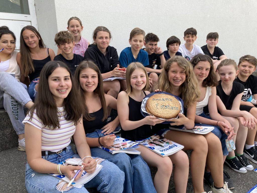 Amiamo l'italiano | Reithmanngymnasium