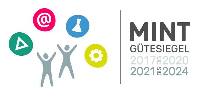 Gütesiegel MINT 2021 | Reithmanngymnasium
